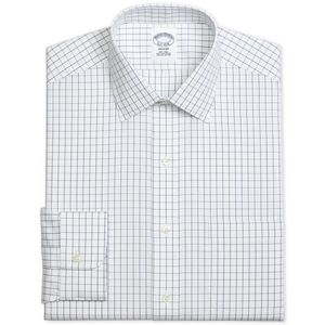 3/$55 Brooks Brothers oxford size 17.5 36